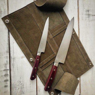 Сумка для двух кухонных ножей Knife to meet you BAG-DUO