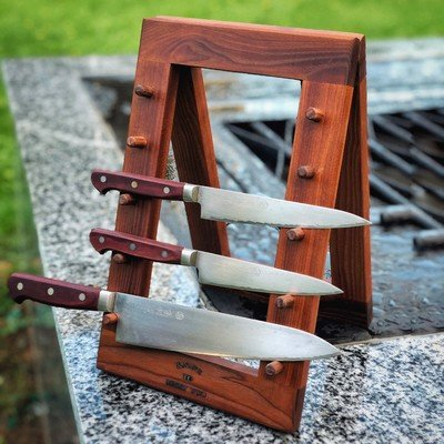 Подставка для 5 ножей Knife to meet you STAND-1