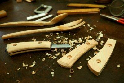 Преимущества наборов для сборки ножей Fedeca