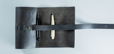 Сумка-скрутка для 5 складных ножей Knife to meet you BAG-ROLL
