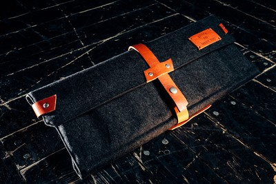 Сумка для 16 складных ножей Knife to meet you BAG-16