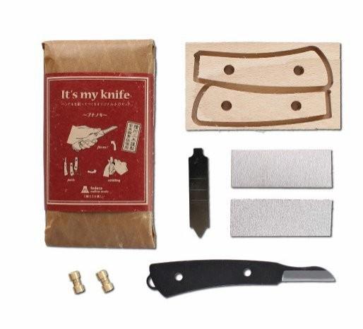 Набор для сборки перочинного ножа