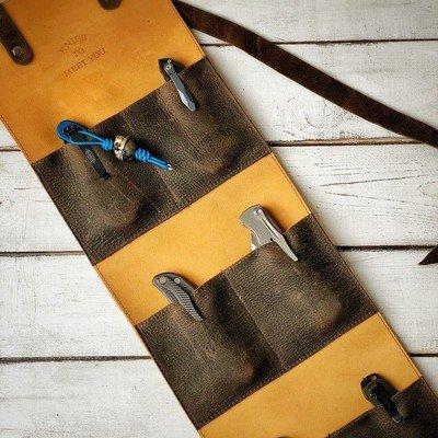 Сумка для 6 складных ножей BAG-VSE