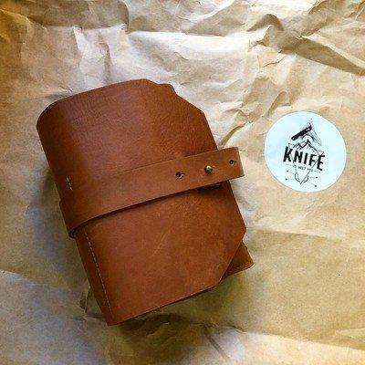 Сумка для 5 складных ножей Knife to meet you BAG-Roll5