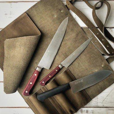 Сумка для 3 кухонных ножей Knife to meet you LKIT3
