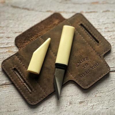 Японский ремесленный нож киридаши Yoshiharu PS