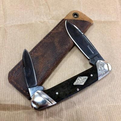 Складной нож Rough Rider Canoe