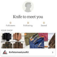 🇬🇧 For our international customers we now have the Etsy account as well as English speaking one in Instagram. Here you can find the direct link @knifetomeetyou_world Join and follow! #knife #knifebag #kniferoll