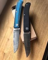 Также напоминаем, что оба ножа Manly Comrade в D2 и CPM154 доступны для заказа. Крайне приятные Ножи от Болгарского бренда) #русскийножевойинстаграм #нож #складнойнож #manly #knifeart #knifeporn #охота #рыбалка