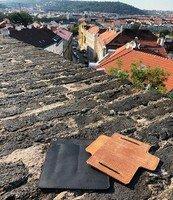 Наши органайзеры в прекрасной Праге, где, собственно, и мы) #сумкидляножей #скруткидляножей