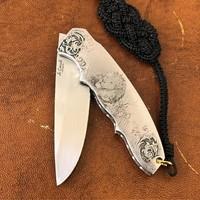 Наши друзья продают абсолютно новый фронт флиппер легендарного Sergio Consoli. Даже мы, имеющие довольно специфические пристрастия в ножевой сфере, не смогли пройти мимо этой работы! Сказочная красота и прекрасная механика. За подробностями и ценами - в директ. #русскийножевойинстаграм #knife #forsale #продамнож #складнойнож #италия